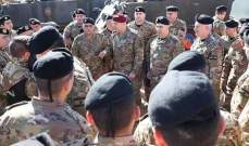 قائد الجيش من بعلبك: لن نسمح لأي متفلت أن ينال من الاستقرار والسلم الأهلي