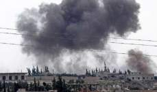 مقتل 4 أشخاص وإصابة 7 آخرين  بقصف هيئة تحرير الشام لشمال حماة