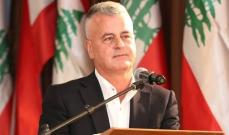 """جورج نادر لـ""""النشرة"""": الفكر السياسي اللبناني محتل للولاء الخارجي والسكوت عن الفساد مشاركة فيه"""