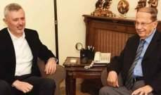 مصادر المردة للديار: العلاقة مع الرئيس عون شيء ومع التيار أمر آخر