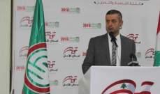 هاني قبيسي: لتسليح الجيش اللبناني بأسلحة متطورة تحمي الاجواء والحدود