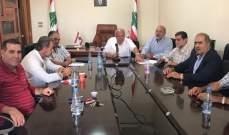 اتحاد بلديات شرق زحلة: نطالب بالتمديد لشركة كهرباء زحلة ونحذر من خطوات تصعيدية