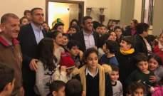 الحواط أعلن انطلاق مشروع النقل المشترك لجبيل في حزيران: للاسراع بتشكيل الحكومة رأفة بالشعب