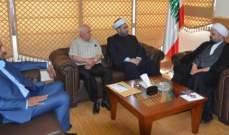 القطان: لبنان يحتاج إلى حكومة وحدة وطنية يتمثل فيها الجميع
