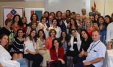 ورشة عمل نظمتها الهيئة الوطنية لشؤون المرأة لنساء ورجال على صعيد العمل البلدي