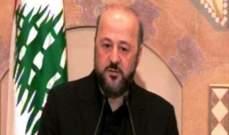 الرياشي: القوات تؤيد الموقف العقلاني للحريري الذي يحتاج لتدعيم كي تُشكل الحكومة