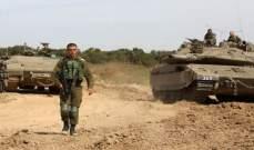 الكابينيت الإسرائيلي أمر الجيش بمواصلة العمليات العسكرية على غزة حسب الضرورة