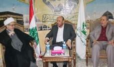 وفد من حماس زار تجمع العلماء المسلمين للتأكيد على رفض صفقة القرن والتطبيع
