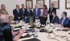 الرئيس عون باجتماع لجنة تنظيم القمة الاقتصادية: نجاح التنظيم هو نجاح للبنان