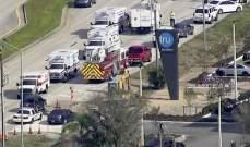 مقتل 5 أشخاص باطلاق نار داخل أحد المصارف في ولاية فلوريدا الأميركية