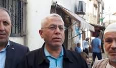"""وفد من """"حماس"""" جال في المية ومية: لعودة الأهالي والحفاظ على الأمن وإغاثة المخيم"""