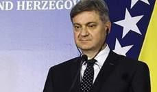 رئيس وزراء البوسنة: سنمنع أي عمل يضرّ بالعلاقات الودّية مع تركيا
