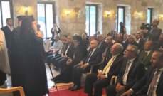 يازجي: الكنيسة الأرثوذكسية ملتزمة مسار العمل لتخليص فلسطين والمقدسات من المحتلين