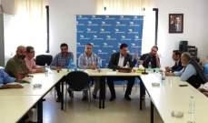 البعريني دعا الجميع إلى تقديم تنازلات: الحريري لن يشكل إلا حكومة وحدة وطنية