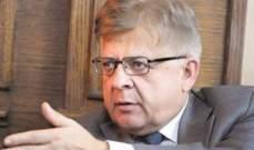 زاسبكين: روسيامع الإسراع في تشكيل الحكومة ولا نتدخل فيها