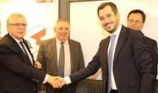 فادي الجميل: فرص التعاون بين لبنان وارمينيا كبيرة