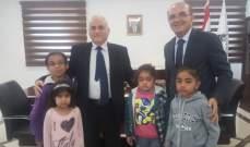جبق إلتقى جمعية الطفل المصاب بالكلى: لتعزيز ثقافة التبرع بالأعضاء