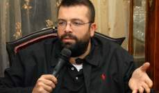 إحتراق سيارة أمين عام تيار المستقبل أحمد الحريري ونجاته مع عائلته