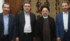 فضل الله: وحدة العرب والمسلمين هي أفضل ما يمكن تقديمه للشعب الفلسطيني