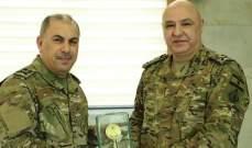 قائد الجيش ترأس حفل تكريم اللواء الركن الحمد لمناسبة إحالته على التقاعد
