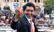 محكمة مدغشقر أعلنت فوز أندريه راجولينا برئاسة البلاد