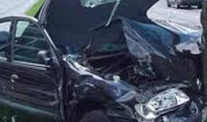 مقتل ابن شقيق النائب الدويهي بحادث سير في زغرتا