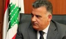 إبراهيم: الظروف الإقليمية لا تسمح لنا بإعادة أي نازح سوري رغماً عنه