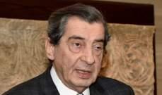 الفرزلي: الوجود السوري هو تهديد مباشر للوجود اللبناني