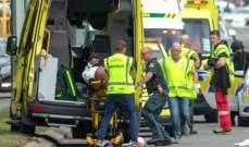 مفوض شرطة نيوزيلندا: اعتقال 4 أشخاص بعد حادث إطلاق النار على المسجدين