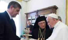 البابا فرنسيس دعا للبحث عن أفضل السبل لمساعدة المؤمنين وأبناء الكنيسة