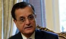 منصور: رغم تعقيدات الشمال السوري لكن الأمور لن تصل الى حرب