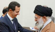 الاسد: تحقيق مصالح شعوب المنطقة يتطلب التوقف عن الانصياع لإرادة الغرب