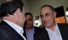 النشرة:ممثلو الوطني الحر بجزين التقوا البزري وبحث معه التحالفات المتوقعة