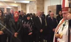 المطران حنا رحمة: يكفي محاصصة نريد وزراء لكل لبنان