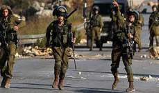 انسحاب الجرافات الاسرائيلية وبقاء الجنود مقابل بلدة ميس الجبل