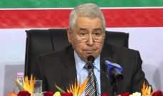 قناة جزائرية: رئيس مجلس الأمة سيتولى منصب القائم بأعمال الرئيس
