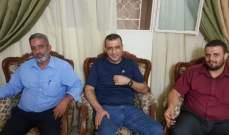 وفد من حركة حماس زار التيار الاصلاحي الديمقراطي بمخيم عين الحلوة