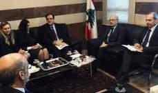 السفير الفرنسي: فرنسا ستكون الداعم الأكبر للبنان في مؤتمر بروكسل