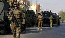 الاستخبارات العراقية تعتقل أحد منفذي جريمة