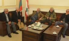 أسامة سعد: اللبنانيون سيمنعون سلطة المحاصصة من أخذ لبنان إلى الانهيار