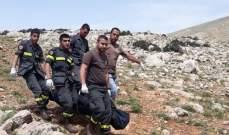 النشرة: العثور على جثة رجل في جبل الصويري
