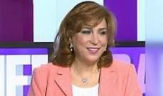 عليا عباس: تصرف أصحاب المولدات هو عصيان على الدولة والعدادات مطابقة للمواصفات