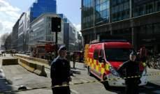 العربية: إغلاق الحي الأوروبي في بروكسل بعد بلاغ عن متفجرات