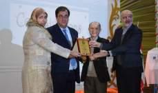 السفير الفرنسي يسلّم ثانوية الإمام الجواد شهادة الجودة اللغوية CELF