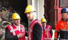 المرعبي التقى القنصل الفخري في امستردام وبحث معه اوضاع الجالية