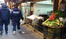 شرطة بلدية طرابلس صادرت لحوما وسطرت محاضر بحق ملحمتين في ابي سمراء