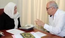 الحريري تبلغت من جرادي تشكيل الهيئة النقابية العليا لقطاعات التربية في تيار المستقبل
