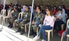 الكتيبة الهندية باليونيفيل نظمت يوما ترفيهيا للأطفال بمناسبة عيد الأم