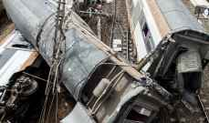 سقوط 6 قتلى و86 جريحا جراء خروج قطار عن سكته في المغرب