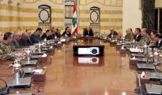 المنار: المجلس الاعلى للدفاع أكد خلال اجتماعه أن الامن هو بخدمة القضاء لا العكس